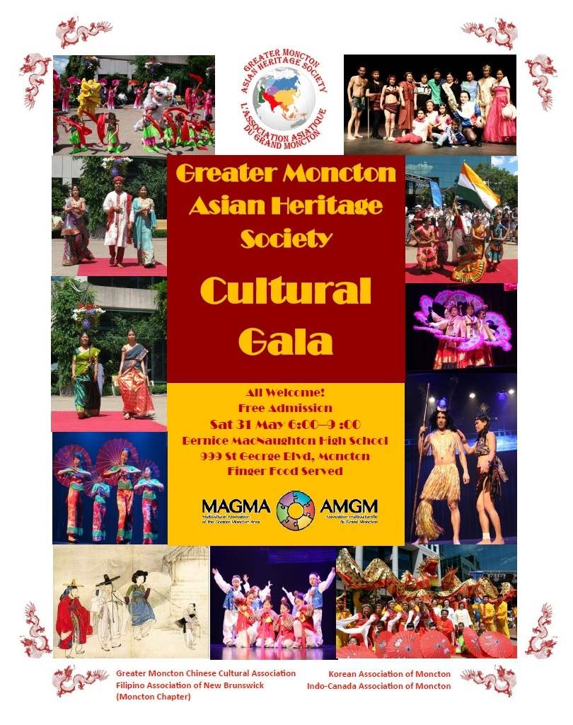 Asian month celebrations